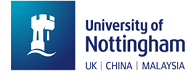 Logo for The University of Nottingham.